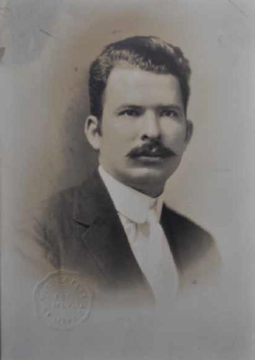 Retrato de Tomás Garrido Canabal